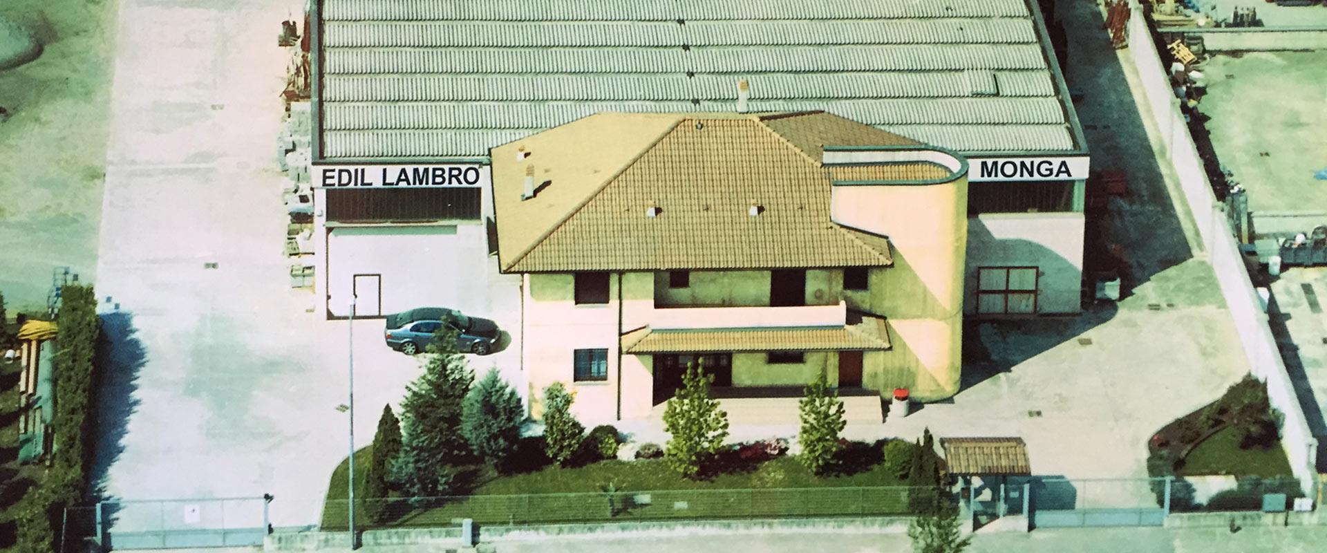 Edil Lambro Costruzioni - Azienda