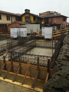 Edil Lambro Costruzioni - Fondamenta Costruzione