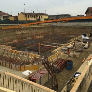 Edil Lambro Costruzioni - Fondamenta Costruzione Salerano