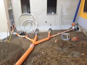Edil Lambro Costruzioni - Tubature