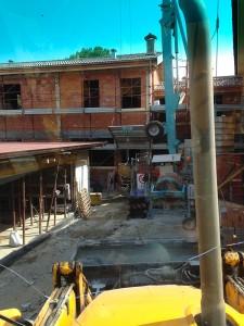 Edil Lambro Costruzioni - Cantiere Costruzione