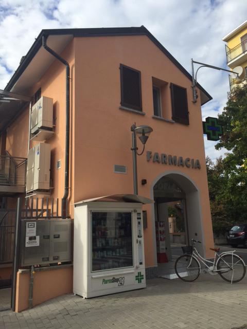 Edil Lambro Costruzioni - Farmacia Lodi Vecchio