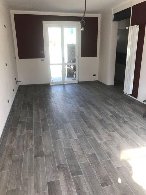 ristrutturazione appartamento a Salerano