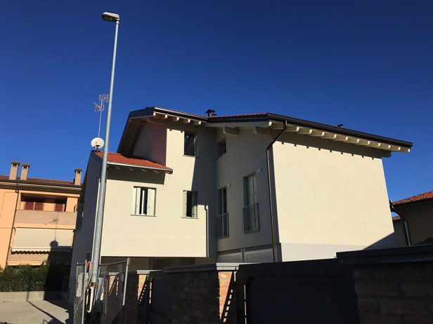 nuova costruzione - palazzina sant'angelo lodigiano