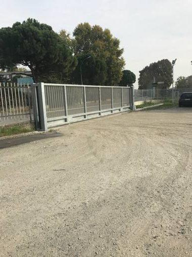 ristrutturazione cancello passo carraio - lodi vecchio