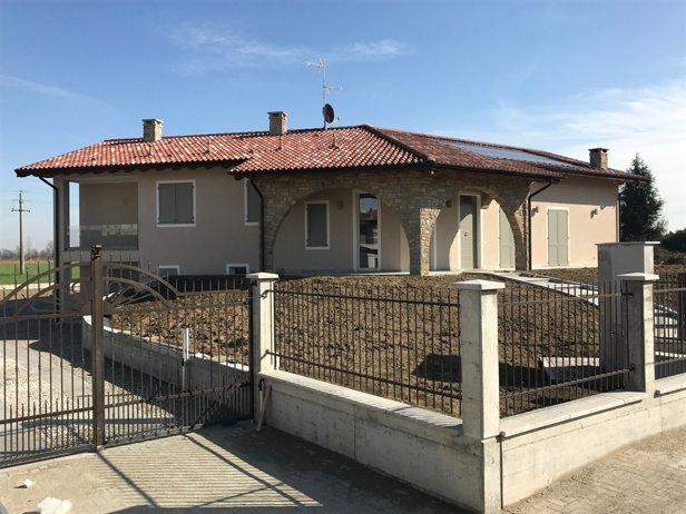 impresa edile lodi - villa lodi vecchio - nuova costruzione