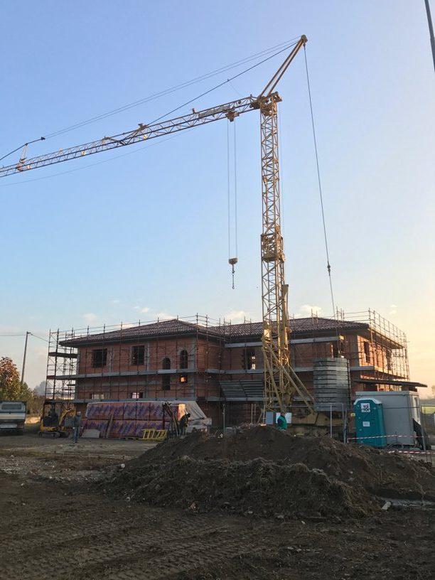 nuova costruzione - bivilla lodi vecchio