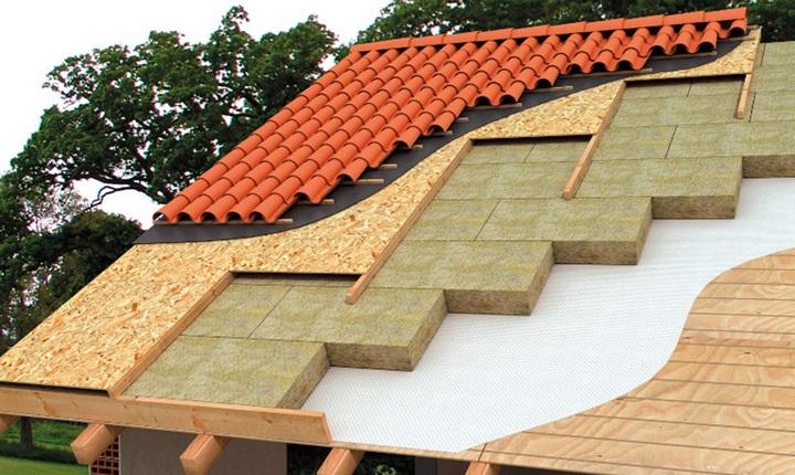 isolante termico tetto
