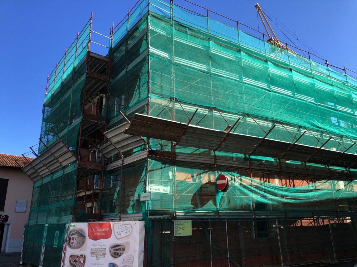 aggiornamento catiere piazza maggiore febbraio 2020 edillambro